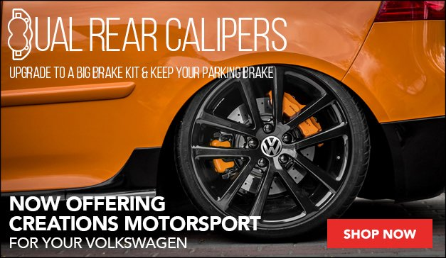 Introducing Creations Motorsport For Your VW