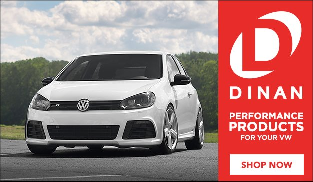 Dinan Performance Products for your VW