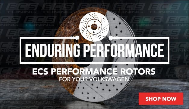Volkswagen ECS Performance Rotors