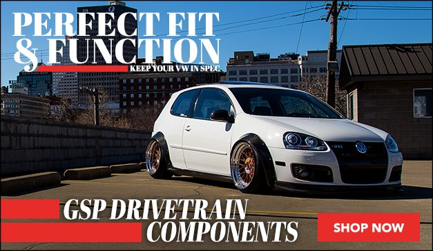 GSP Drivetrain Products | VW