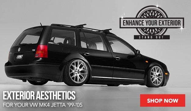VW MK4 Jetta Exterior Aesthetics