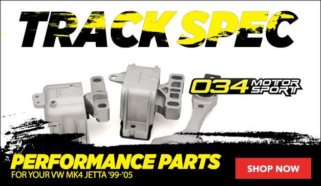 034Motorsport Performance Products | VW MK4 Jetta
