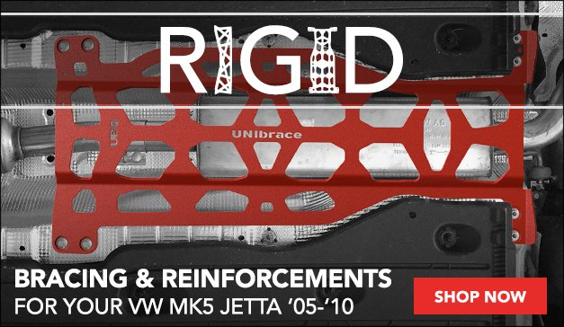 Bracing & Reinforcement For Your VW MK5 Jetta