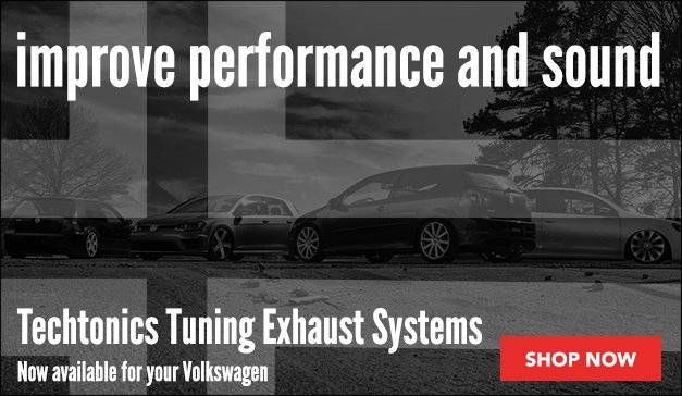 Techtonics Tuning Now Available For your VW