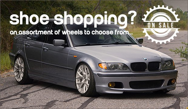 Stunning Wheel Options for your BMW
