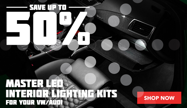 Ziza Master LED Interior Lighting Kits  Up to 50% Off