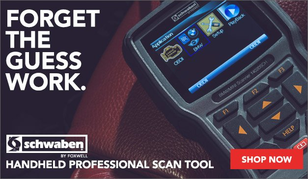 BMW Schwaben Professional Scan Tool