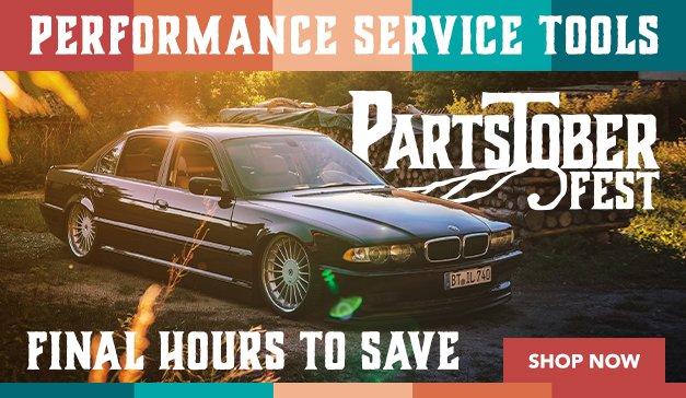 General - Partstoberfest is BACK!