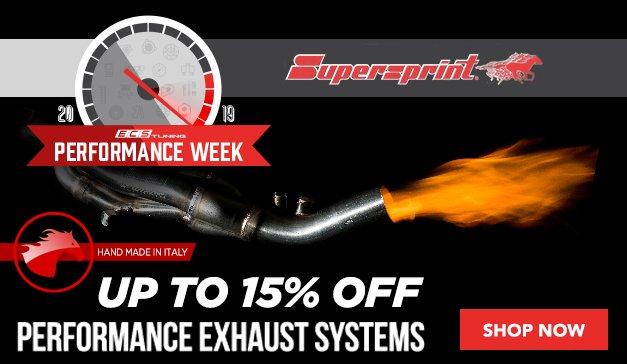 Up to 15% Off Supersprint Exhaust