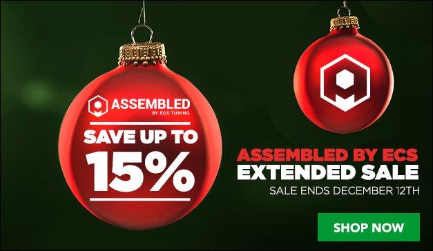 ECS Sale ends december 12th