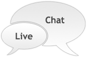 Live Chat Bubbles