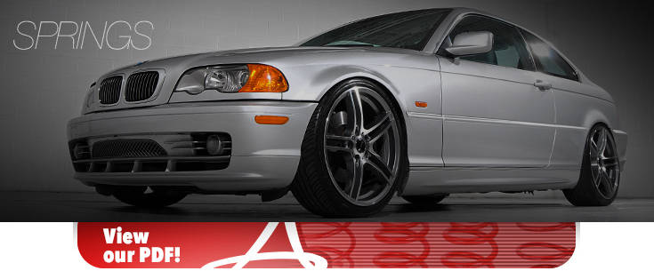 BMW E46 M3 S54 3 2L Springs - Page 1 - ECS Tuning