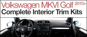 Volkswagen MKVI Golf Interior Trim Kits