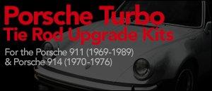 Porsche Turbo Tie Rod Upgrade Kits