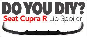 Seat Cupra R Lip Spoiler for Audi
