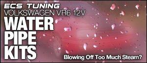 ECS Tuning VR6 Water Pipe Kits