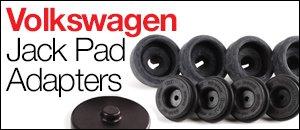 Volkswagen Jack Pad Adapters