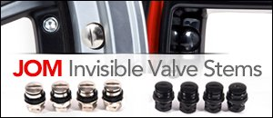 JOM Invisible Valve Stems