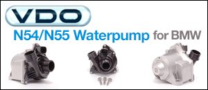 BMW N54/N55 VDO/CONTINENTAL Waterpumps