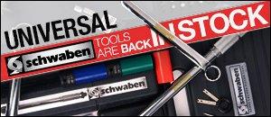 Schwaben Tools - Back In Stock