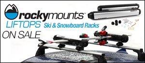 RockyMounts LiftOps Ski & Snowboard Racks