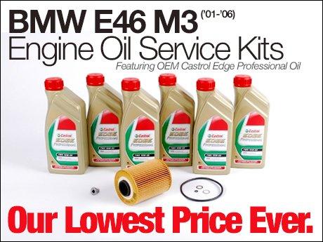 bmw e46 m3 s54 3 2l ecs news bmw e46 m3 oil service kits. Black Bedroom Furniture Sets. Home Design Ideas