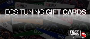 ECS Tuning Gift Cards