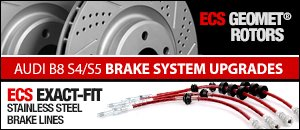 Audi B8 S4/S5 Brake System Upgrades