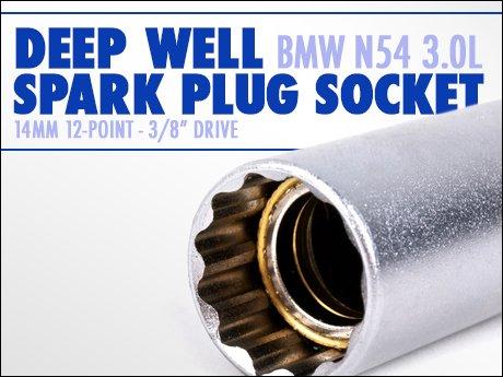 Ecs News Bmw N54 3 0l Deep Well Spark Plug Socket