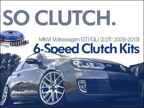 ecs news volkswagen mkvi gti gli 2 0t 6 speed ecs clutch. Black Bedroom Furniture Sets. Home Design Ideas