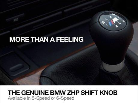 Ecs News Bmw Zhp Shift Knob 5 Or 6 Speed
