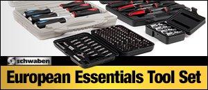 Schwaben European Essentials Tool Set