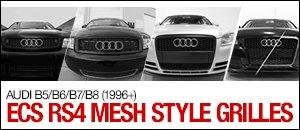 ECS Audi B5/B6/B7/B8 Grilles