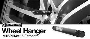 The Schwaben Wheel Hanger - Here To Help.