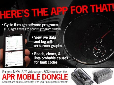 ECS News - APR Mobile Dongle