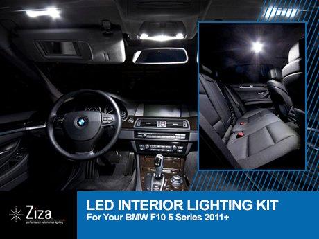 Ecs News Ziza Led Interior Lighting Kit For Bmw F10 5 Series