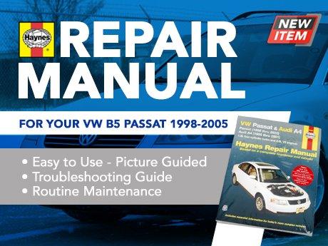 ecs news haynes repair manual vw b5 passat rh ecstuning com passat b5 user manual passat b5 user manual pdf