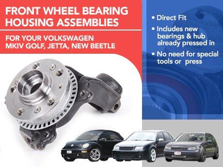vw jetta mk4 front wheel bearing