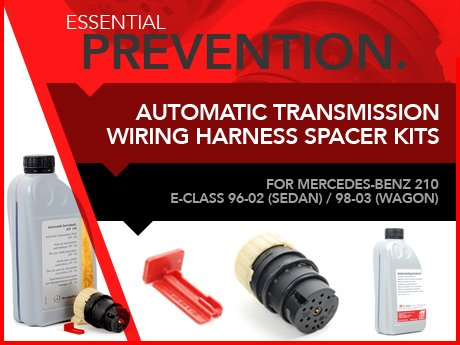 20140218122429_large ecs news auto trans wiring harness spacer kits m benz e class