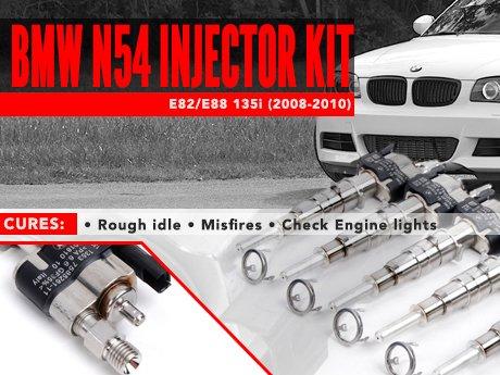 ECS News - BMW N54 Fuel Injector Kit