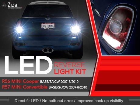 Ecs News Mini R56 R57 Led Reverse Light Kit