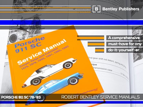 ECS Tuning :: 911 SC Bentley Manuals | Free Shipping