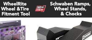 Schwaben Ramps & WheelRite Wheel/Tire Fitment Tool