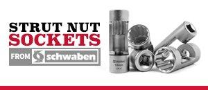 Schwaben Strut Nut Socket Sets