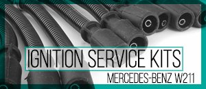 Mercedes-Benz W211 E320 Ignition Service Kits