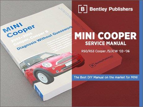 ecs news mini r50 r53 bentley service manual rh ecstuning com Mini Cooper Transmission 02 2002 Mini Cooper Service Manual