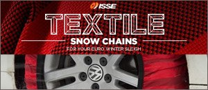 ISSE Textile Snow Chains