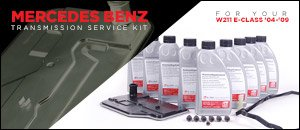 Mercedes-Benz W211 Automatic Transmission Service Kits