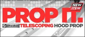 Schwaben Telescoping Hood Prop
