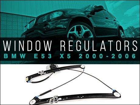 Ecs News Bmw E53 X5 Uuml Ro Window Regulators